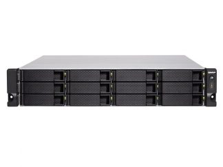 QNAP TS-1886XU-RP-D1622-8G RAM 18 Hdd Yuvalı RACK