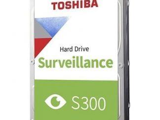 Toshiba 6TB S300 5400 Sata3 256M 7/24 HDWT860UZSVA