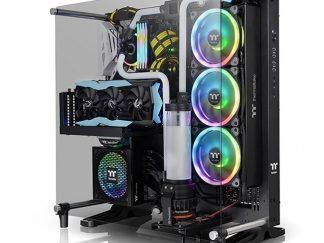 Thermaltake Core P5 TG V2 Black Edition (Psu yok)