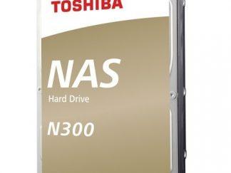 Toshiba 8TB N300 7200 128MB 7/24 Nas HDWG480UZSVA