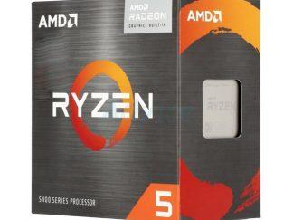 Amd Ryzen 5 5600G AM4Pin 65W Fanlı (Box)