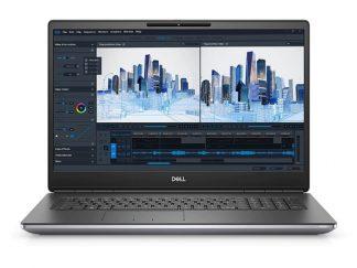 Dell M7760 Xeon W-11955M-17''-32GB-512SSD-16G-WPro